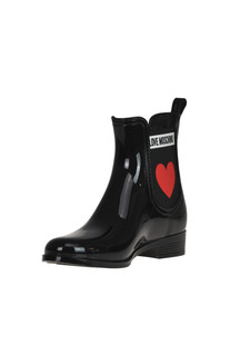 Rain ankle-boots Love Moschino
