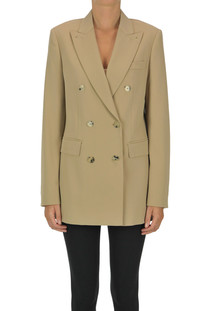 Double-breasted wool blazer Max Mara