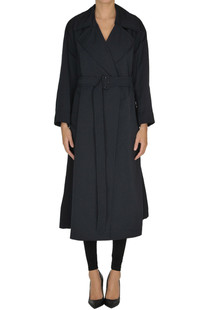 Cotton-blend trench coat Max Mara