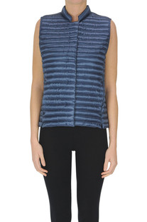 Sleeveless eco-friendly down jacket Save the Duck