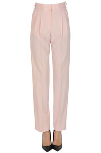 Pantaloni con pinces Stella McCartney