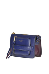 Saffiano leather crossbody bag Marc Jacobs