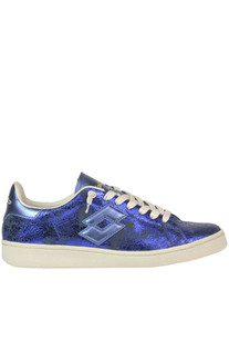 Crakle leather sneakers Lotto