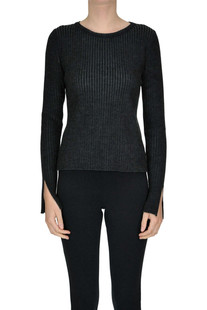 Ribbed knit pullover Gotha