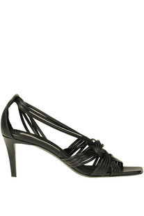 Woven eco-leather sandals Stella McCartney