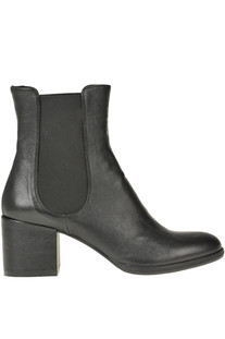 Leather Beatles ankle boots Salvador Ribes