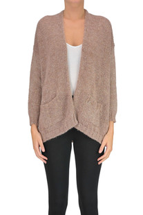 Cardigan with lurex Sweet Matilda