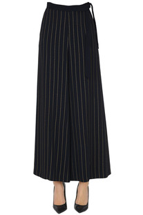 Studded pinstriped trousers NewYork Industrie