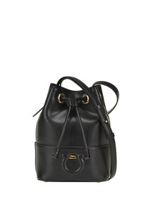 Gancio City Small bucket bag Salvatore Ferragamo