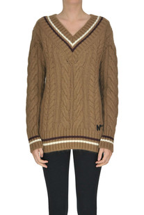 College style pullover N.21
