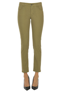 Chino cotton slim trousers Atelier Cigala's