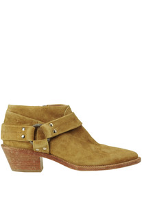 Bretagne suede ankle boots Golden Goose Deluxe Brand