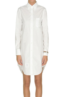 Cotton shirt dress Thom Browne