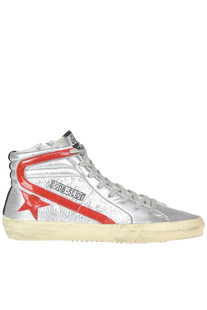 'Slide' high-top sneakers Golden Goose Deluxe Brand