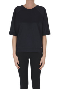 Short sleeves sweatshirt Fay