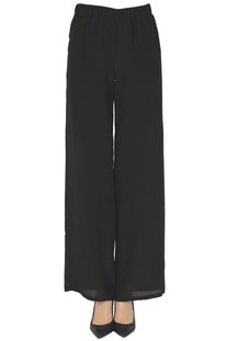 Silk trousers P.A.R.O.S.H.