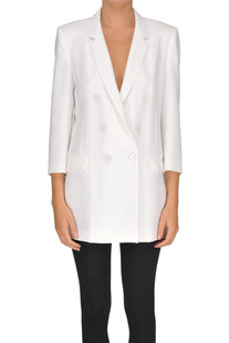 'Interrogare' double-breasted blazer Pinko