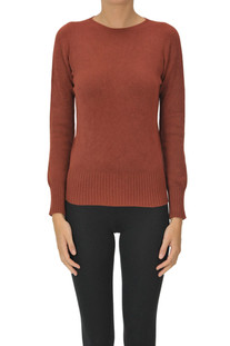 Rounded neckline pullover Kaos
