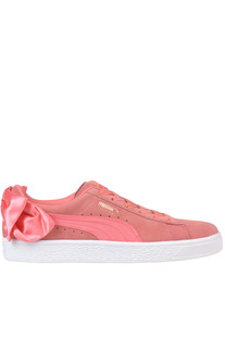 'Bow' suede sneakers Puma