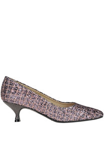 Glittered pumps Antidoti