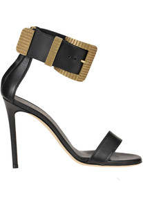 Leather sandals Greymer