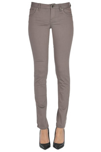'Magnetic' bottom up trousers Liu Jo