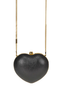 'Heart Box' clutch Michael Michael Kors