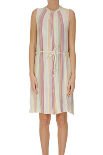 Striped shirt dress Bellerose