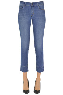 Cropped jeans Atelier Cigala's