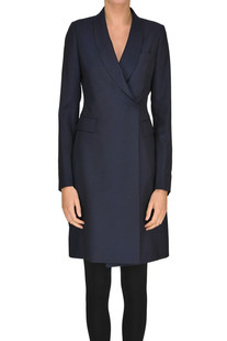 sabel C double-breasted coat Tagliatore