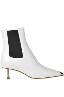 Leather ankle boots Maison Margiela