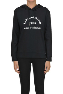Hooded sweatshirt Karl Lagerfeld