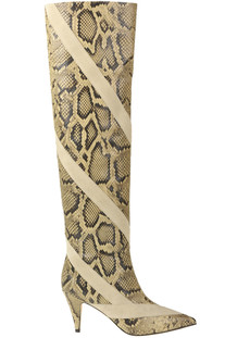 Opale high leg boots Gia Couture