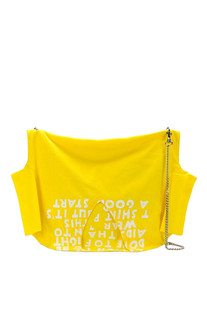 Deconstructed t-shirt bag MM6 by Maison Martin Margiela