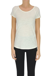 Cotton blend t-shirt Closed
