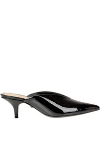 Patent-leather mules Schutz