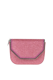 'Falabella' glittered mini bag Stella McCartney