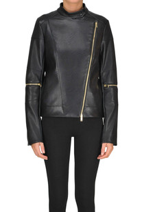 Eco-leather biker jacket Stella McCartney