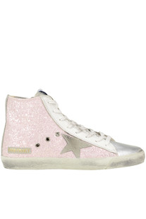 Sneakers high top Francy glitterate Golden Goose Deluxe Brand