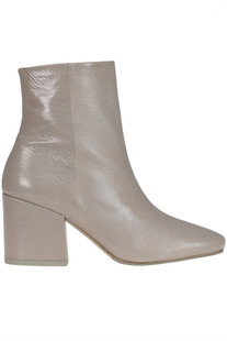 Michigan patent leather ankle boots Vic Matiè
