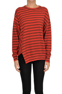 Striped cashmere pullover Dries Van Noten