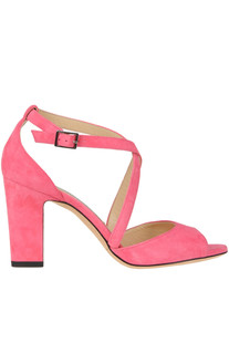 'Carrie' suede sandals Jimmy Choo