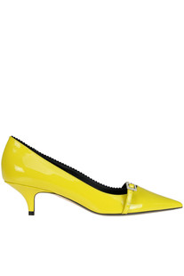 Patent-leather pumps N.21