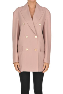 Oversized double-breasted blazer Rochas