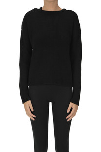 Ribbed knit pullover Federica Tosi