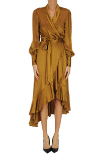 Silk wrapdress Zimmermann