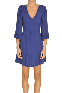 Viscose mini dress Twin Set My Twin