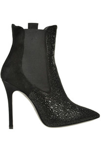 Braies embellished ankle boots Pinko