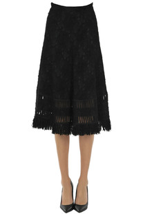 Textured fabric skirt Ermanno Scervino