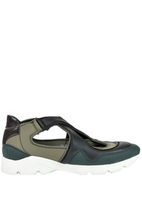 Neoprene slip-on sneakers MM6 by Maison Martin Margiela